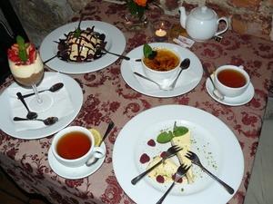 Лучшие десерты в Кракове