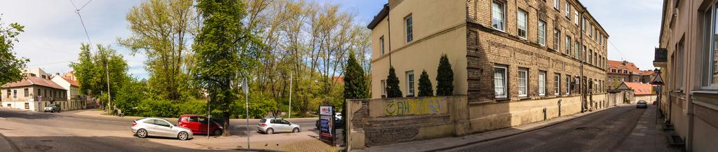 Улица Vingriu, на которой находится Rinno