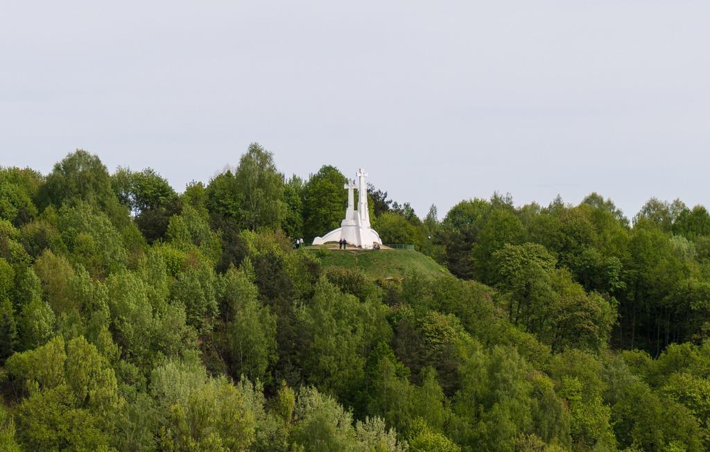Три Креста (сильно приблизили фото)