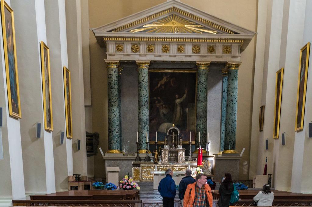 Алтарь Кафедрального собора