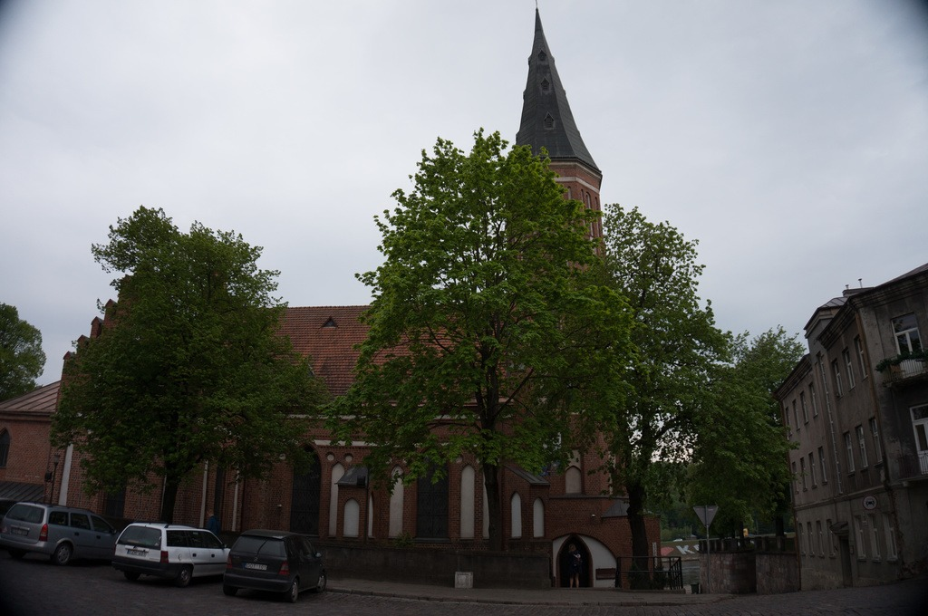 Церковь Св. Витовта