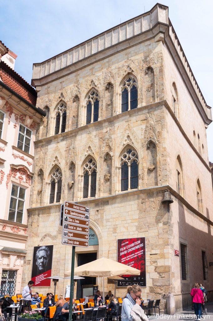 Дом у колокола времен Карла IV