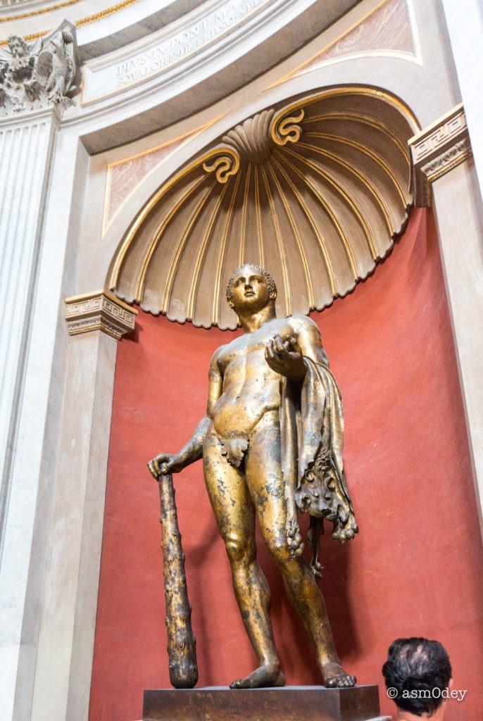 Рим. День третий