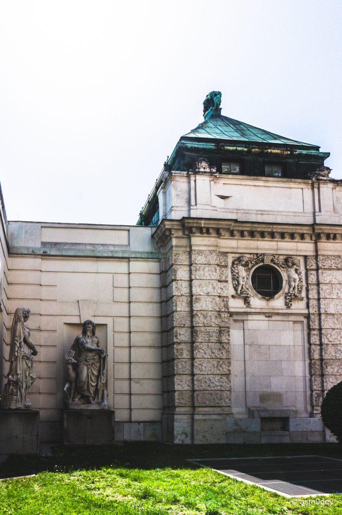 От музейного квартала до церки миноритов