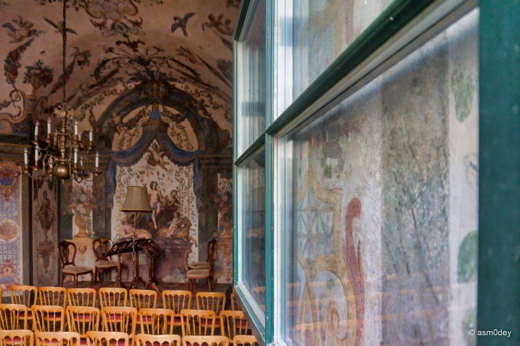 Моцарт, старое дерево и мальтийский орден